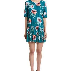MINKPINK Floral Shift Dress